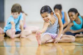 esame posturale bambini
